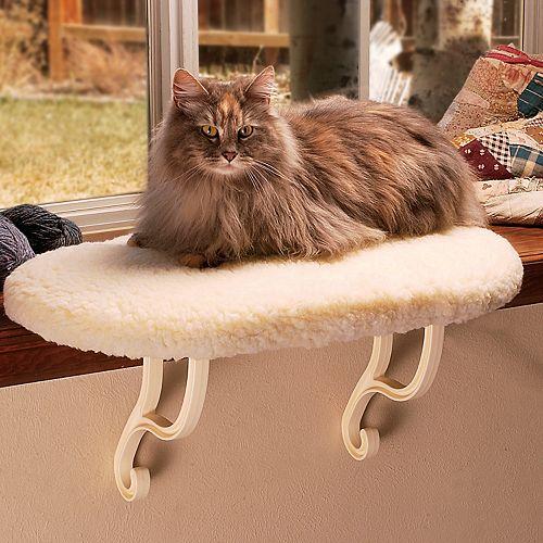 k&h kitty sill instructions