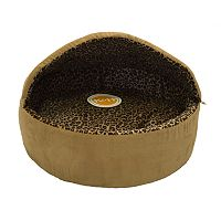 K&H Pet Thermo-Kitty Hooded Round Pet Bed - 20''