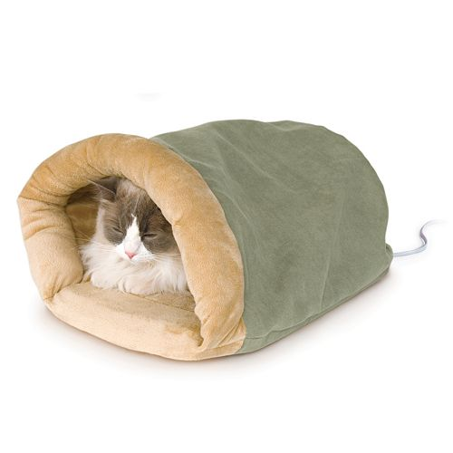 K And H Pet Thermo-Crinkle Cat Sack