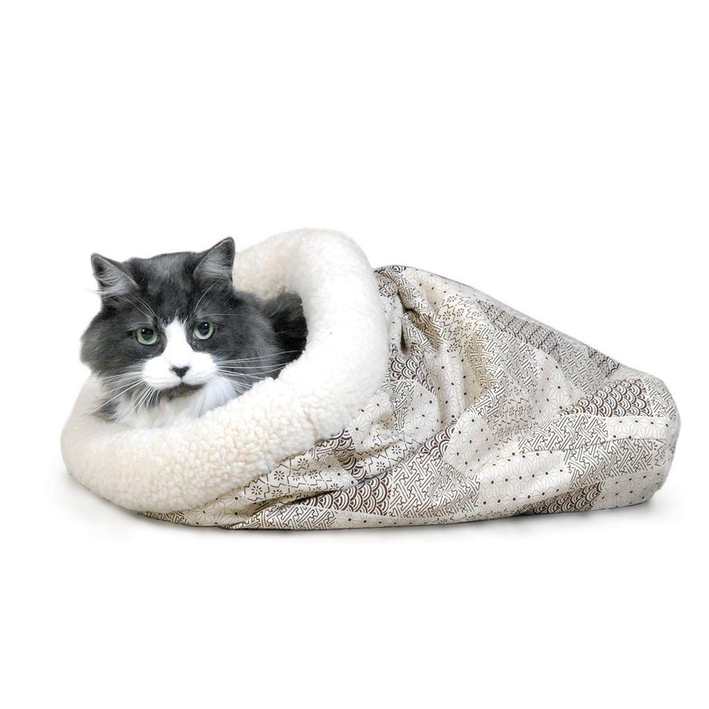 K&H Pet Kitty Crinkle Sack