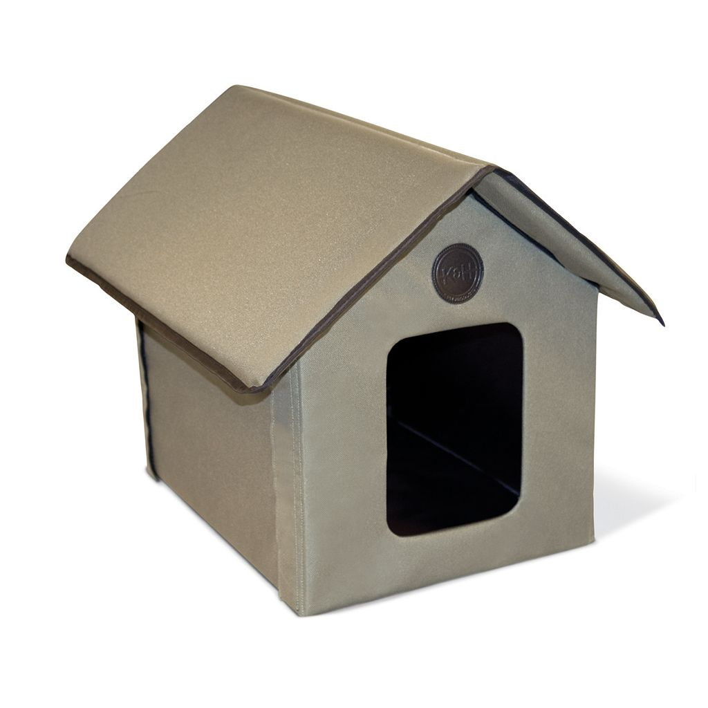 K&H Pet Outdoor Kitty House
