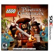 LEGO Pirates of the Caribbean for Nintendo 3DS