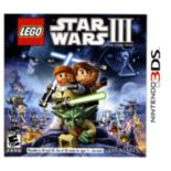 LEGO Star Wars III: The Clone Wars for Nintendo 3DS