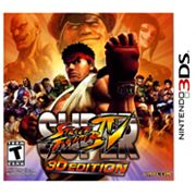 Super Street Fighter IV 3rd Edition for Nintendo 3DS
