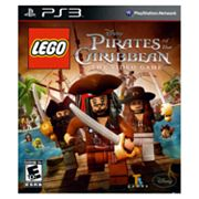 LEGO Pirates of the Caribbean for PlayStation 3