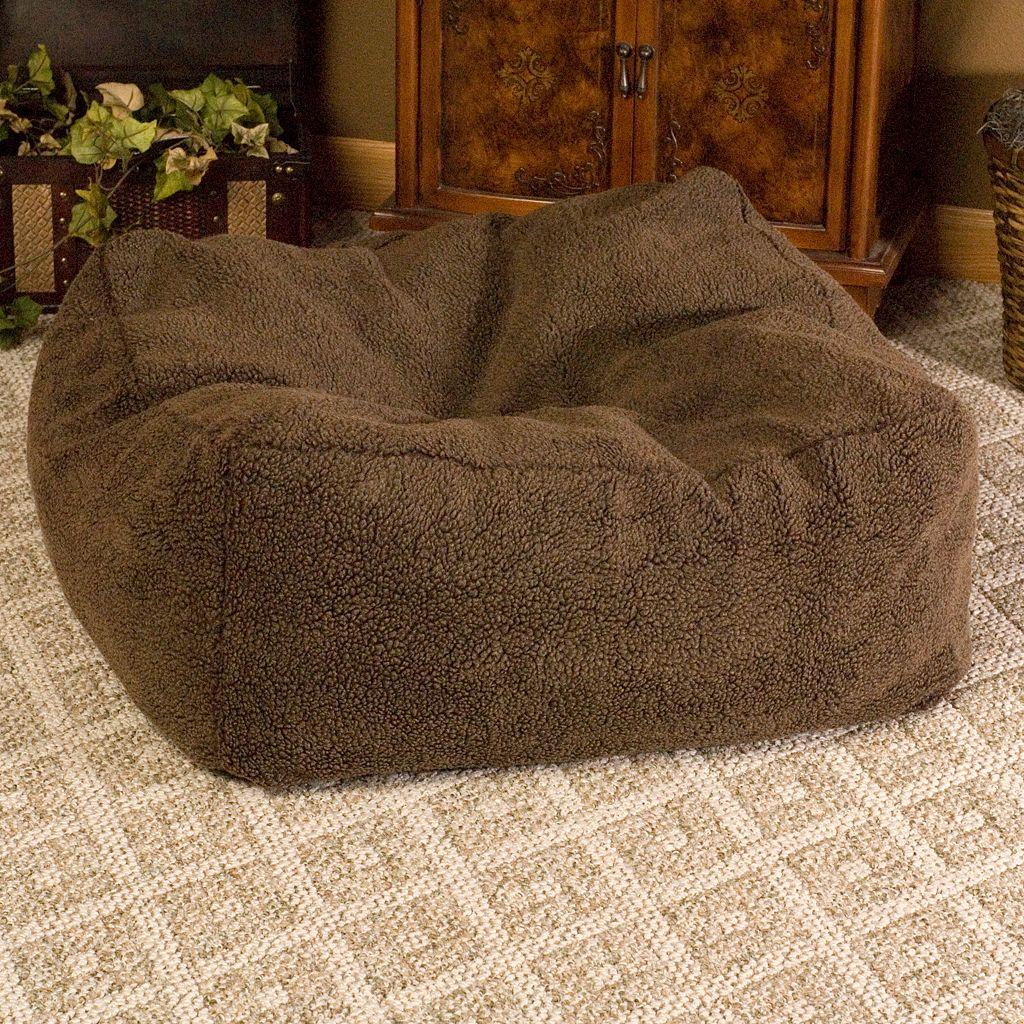 K&H Pet Cuddle Cube Round Pet Bed - 18