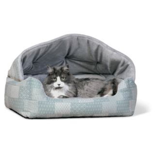 K and H Pet Hooded Lounge Sleeper