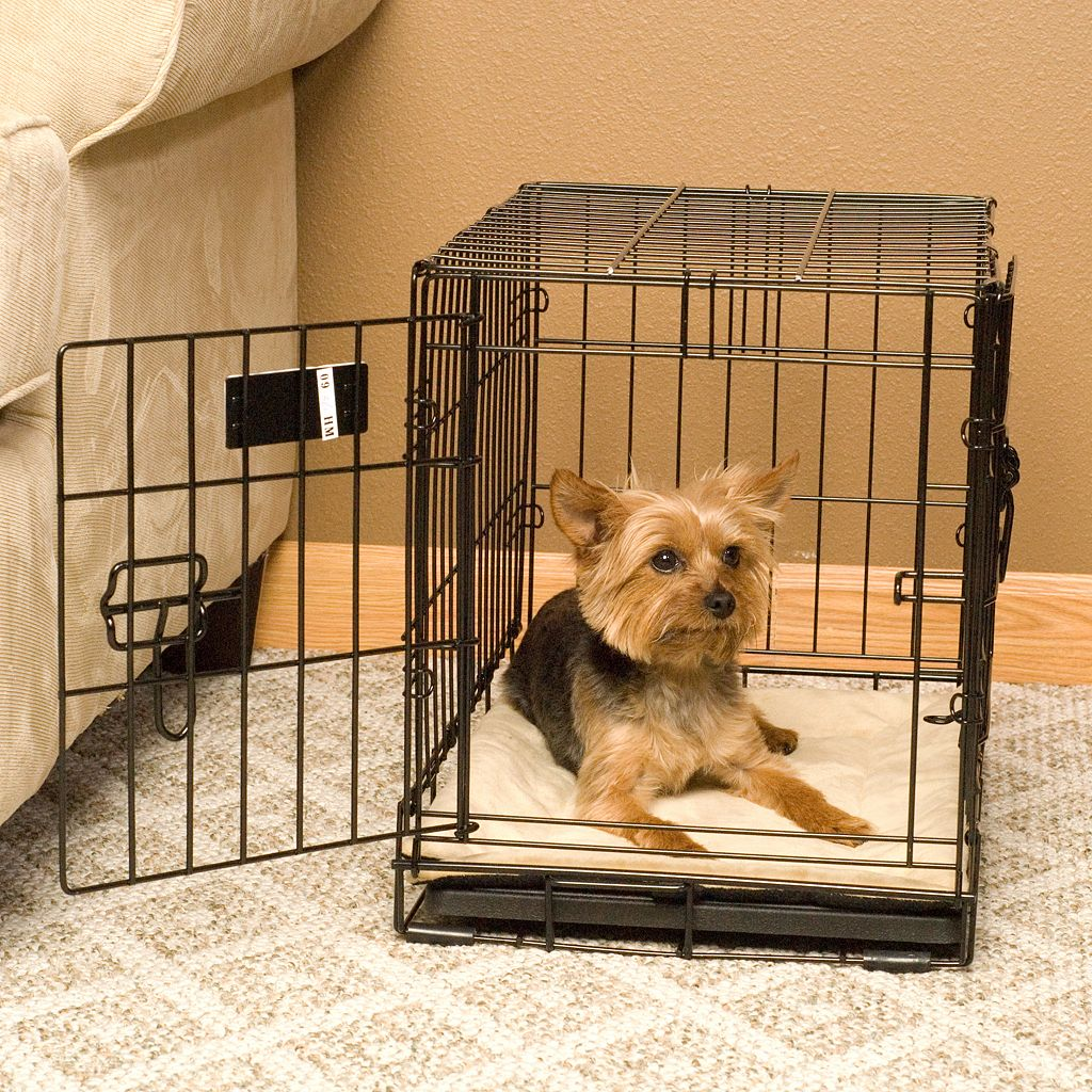 K and H Pet Self-Warming Crate Pad - 22 x 14