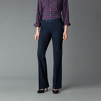 Dockers Slimming Straight-Leg Trouser Jeans