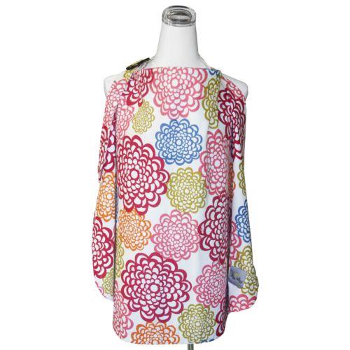Itzy Ritzy Fresh Bloom Nursing Cover