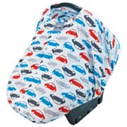 Itzy Ritzy Car Peek-A-Boo Pod Car Seat Cover