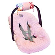 Itzy Ritzy Floral Reversible Infant Carrier Arm Pad