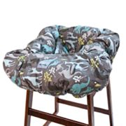 Itzy Ritzy Urban Jungle Shopping Cart and High Chair Cover