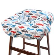 Itzy Ritzy Rodeo Drive Shopping Cart and High Chair Cover