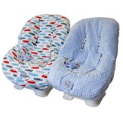 Itzy Ritzy Reversible Toddler Car Seat Cover