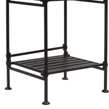 Neu Home 3-Tier Square Shelf
