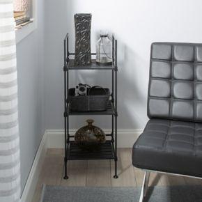 Neu Home 3-Tier Square Shelf