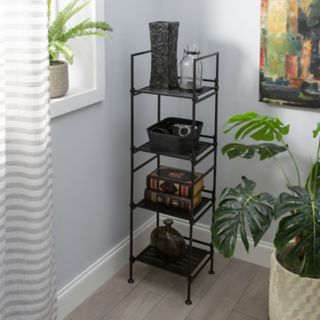 Neu Home 4-Tier Square Shelf