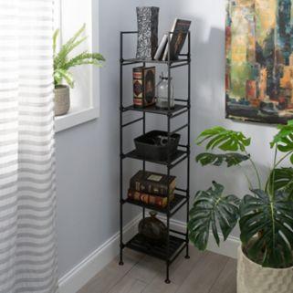 Neu Home 5-Tier Square Shelf