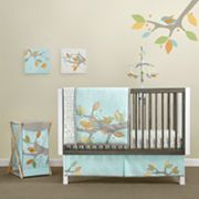 Banana Fish Little Tree 3-pc. Crib Bedding Set by MiGi