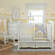 Banana Fish Sweet Sunshine 3-pc. Crib Bedding Set by MiGi