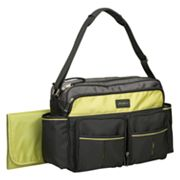 Eddie Bauer Harrington Duffel Diaper Bag