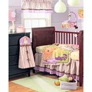 Banana Fish Jungle BFF 3-pc. Crib Bedding Set