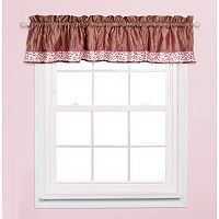 Bananafish Leopard Diva Window Valance