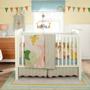 Banana Fish Little Circus 3-pc. Crib Bedding Set by MiGi