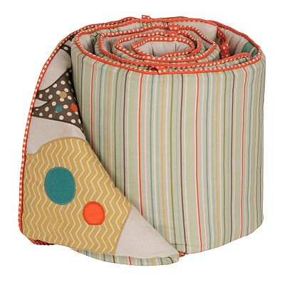 Banana Fish Little Circus Crib Bumper by MiGi