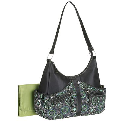 Graco Spitfire Hobo Diaper Bag