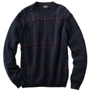 Haggar Windowpane Sweater