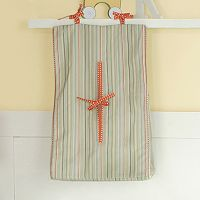Bananafish Little Circus Diaper Stacker by MiGi