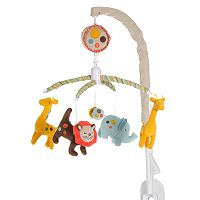 MiGi Little Circus Musical Mobile by Bananafish