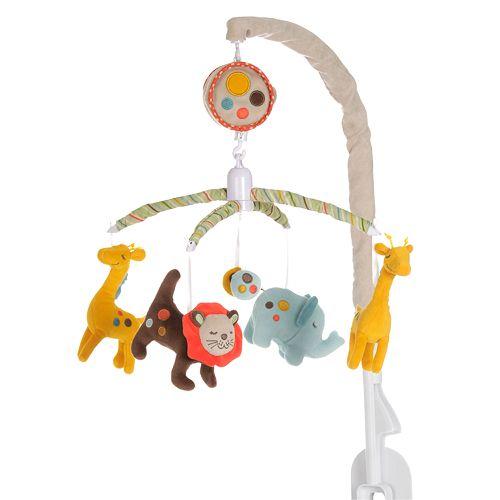 MiGi Little Circus Musical Mobile by Bananafish