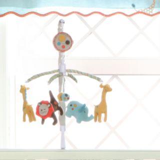 Bananafish Little Circus Musical Mobile by MiGi
