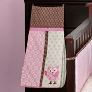 Banana Fish Calico Owls Diaper Stacker
