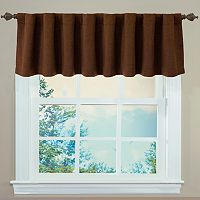 Sound Asleep™ Room-Darkening Window Valance - 42'' x 18''