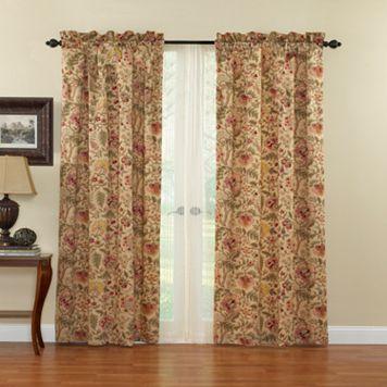 Waverly Imperial Dress Window Curtain - 42'' x 84''