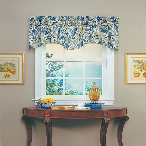 Waverly Imperial Dress Window Valance