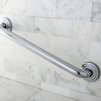 Bathtub Silver Finish Grab Bar - 30''
