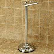Classic Pedestal Toilet Paper Holder