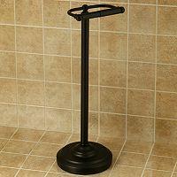 Classic Pedestal Toilet Paper Holder