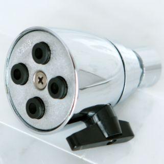 Adjustable Functions Showerhead