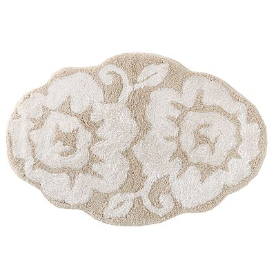 Croft and Barrow Belle Bath Rug