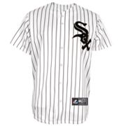 Majestic Chicago White Sox Striped MLB Jersey - Big and Tall