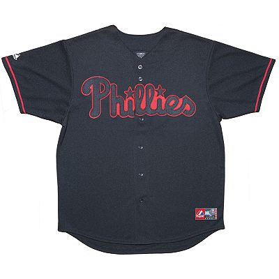 Majestic Philadelphia Phillies MLB Jersey - Big and Tall