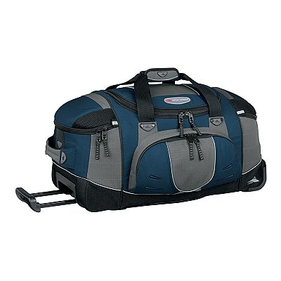 High Sierra A.T. Gear Access Wheeled Duffel Bag