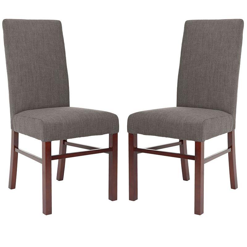 Safavieh 2-pc. Madeline Side Chair Set, Grey, Furniture