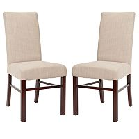 Safavieh 2 pc Madeline Side Chair Set